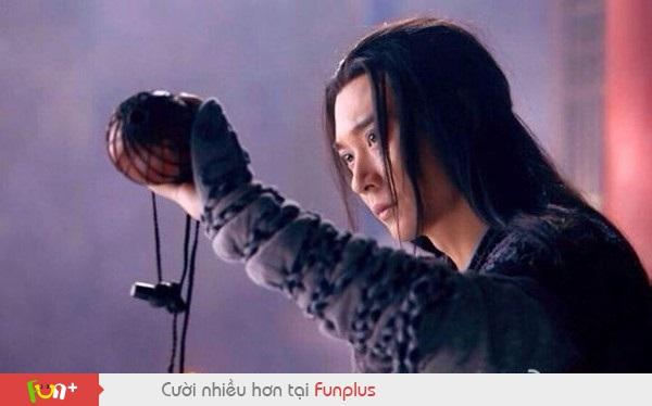 Lệnh Hồ Xung dùng Độc cô cửu kiếm đấu cao thủ Thiếu Lâm tự