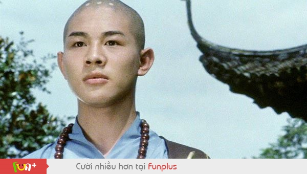 Lý Liên Kiệt trong phim Thiếu Lâm Tự