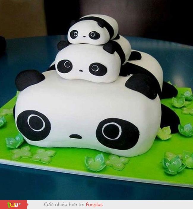 Bánh sinh nhật dễ thương
